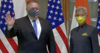 India, US to ink landmark defence pact on Tuesday