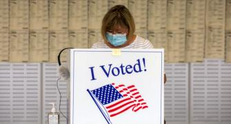 Over 58.7 mn Americans have already voted: Report
