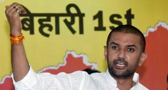 BJP-LJP will form new government in Bihar: Chirag