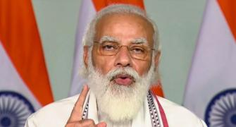 Dynastic corruption growing challenge in India: Modi