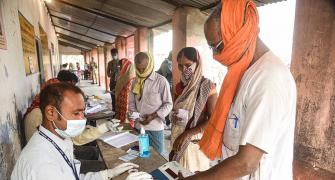 Bihar polls: 33% voting till 1 am in first phase