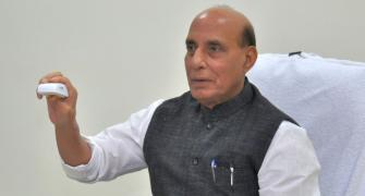 LAC row: Talks with China to continue, says Rajnath