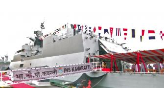 Kavaratti project: What navy can learn