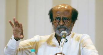 Rajini had kidney transplant, doctors against politics