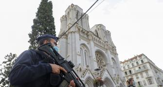 France probes Nice church killings as terror attack