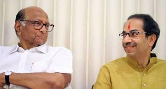 Will Pawar ditch Uddhav after May 2?