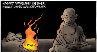 No one demolished Babri. No one raped Manisha
