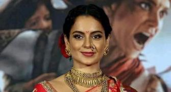 Shiv Sena MLA: Book Kangana for treason