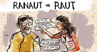 Dom's Take: Ranaut vs Raut