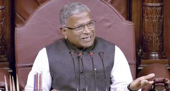 Oppn moves no-confidence motion against RS dy chairman