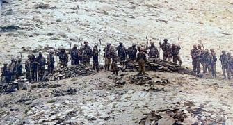 China heightens activity along LAC in Uttarakhand