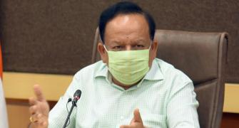 Ask Cong to follow your advice: Vardhan to Manmohan
