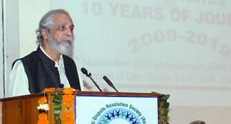 Govt using sedition to curb free speech: Justice Lokur