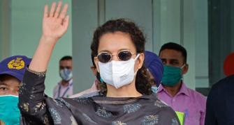 Kangana Ranaut tests positive for Covid, isolates self
