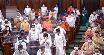 30 MPs test Covid +ve on 1st day of monsoon session