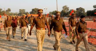 Yogi's new force can arrest anyone without warrant