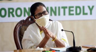 Will ensure TMC win even if BJP arrests me: Mamata
