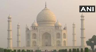 Taj Mahal opens with all COVID-19 norms in place