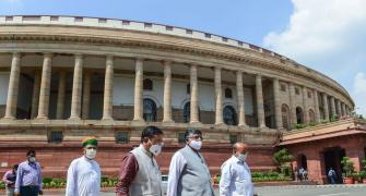 Parliament's monsoon session likely to end today