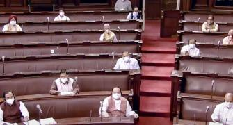 Rajya Sabha passes 7 key bills in 3.5 hours