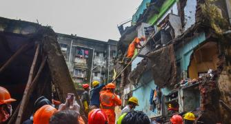 Bhiwandi building collapse death toll now rises to 33