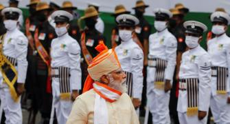 Modiji, time to suspend hostilities at home