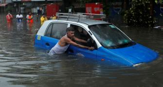 Mumbai flooded after heavy rain; BMC declares holiday