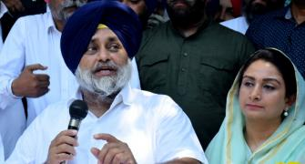 Shiromani Akali Dal quits NDA over farm bills
