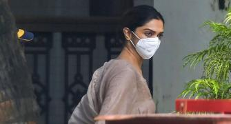 Deepika being questioned in drugs probe by NCB