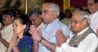 Jaswant, an upright politician and Vajpayee's Hanuman