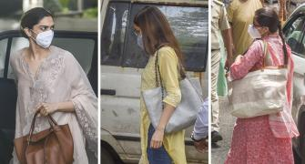 NCB seizes mobile phones of Deepika, Shraddha, Sara