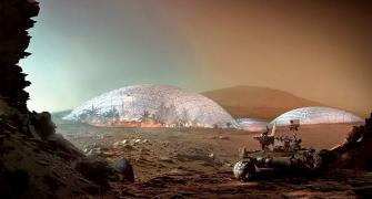 Is this what life will look like on Mars?
