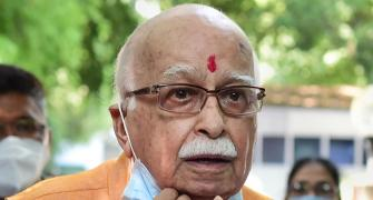 Welcomed Babri verdict with Jai Shri Ram chant: Advani