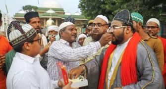 Muslims in Ayodhya accept Babri verdict for peace