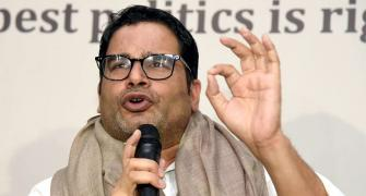 TMC survey shows BJP winning Bengal: Prashant Kishor