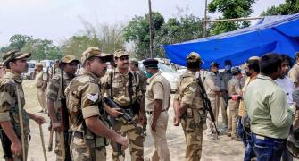 Voting stopped in Cooch Behar after 4 killed in firing