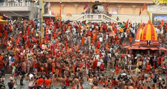 Kumbh: Bindra, Dutt in war of words