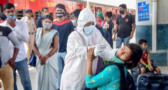 It will take India 600 days to vaccinate 1 billion