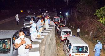 Long wait at crematoriums in Gujarat amid Covid surge