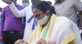 Mamata meets kin of Cooch Behar firing victims