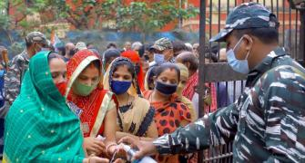 Bengal preps for 5th phase of polls amid Covid surge