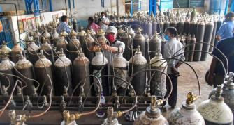6 die due to low pressure oxygen in MP hospital