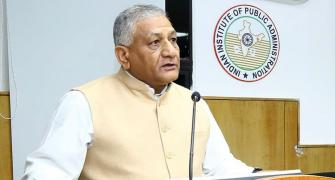 VK Singh's tweet sparks questions on health system