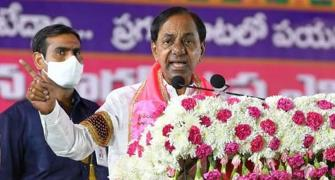 Telangana CM K Chandrashekhar Rao tests COVID-19 +ve
