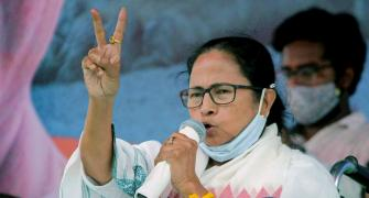 2nd COVID wave Modi-made disaster: Mamata