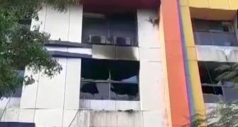 13 COVID patients die in Maharashtra hospital fire
