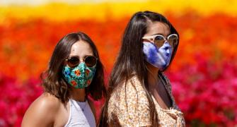 Americans can now go outside without a mask: CDC