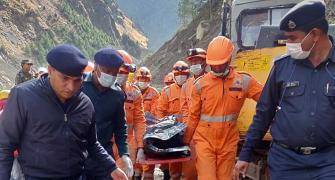 Uttarakhand glacial burst: Death toll rises to 72