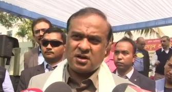 Pegasus row: Assam CM demands ban on Amnesty in India