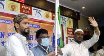 Furfura Sharif cleric's ISF joins Cong-Left in Bengal